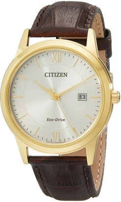 Citizen Men's Eco-Drive Stainless Steel Watch with Date AW1232-04A