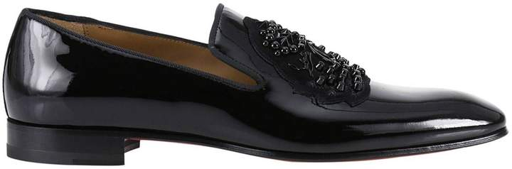 Christian Louboutin Loafers Shoes Men