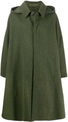 A.N.G.E.L.O. Vintage Cult 1980s Hooded Long Cape