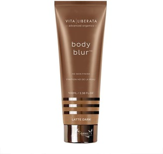 Vita Liberata Body Blur Instant Hd Skin Finish 100Ml Latte Dark