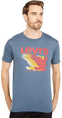 Levi's Pilot (Navy Heather) Men's Clothing