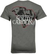 New World Graphics Men's South Carolina Gamecocks State Sportsman T-Shirt