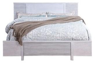 Latitude Run Domique Storage Platform Bed Size: King