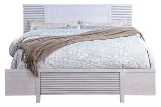 Latitude Run Domique Storage Platform Bed Size: Queen
