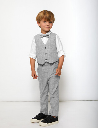 Marks and Spencer 4 Piece Suit Outfit (2-7 Yrs)