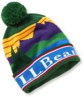L.L. Bean Katahdin Pom Hat