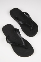 Top Flip Flop in Black