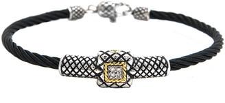 Candela Andrea Regalo 18K & Silver Diamond Bangle