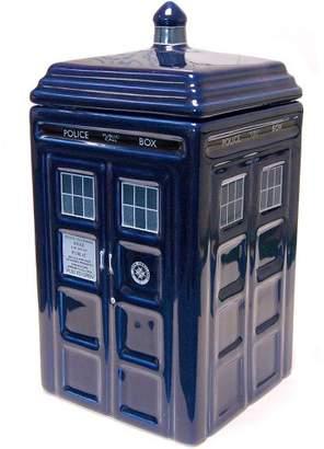 Doctor Who Seven20 Tardis Ceramic Cookie Jar