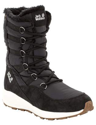 Jack Wolfskin Nevada Texapore HIGH Women's Waterproof Winter Boot with Fleece Lining Snow