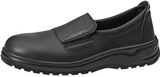 """Abeba 1028-46 Size 46""""Light Safety Loafer - White"""