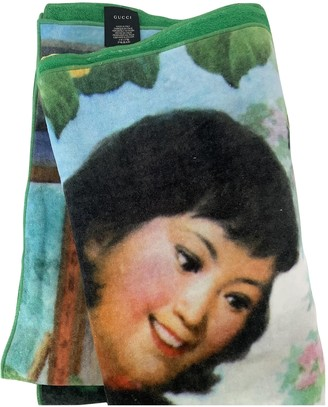 Gucci Multicolour Sponge Textiles