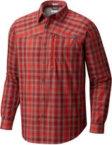 Columbia Men's Battle Ridgelong Plaid Shirt
