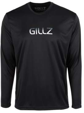Gillz Men's Contender Series Logo Graphic Moisture-Wicking Ventilated T-Shirt
