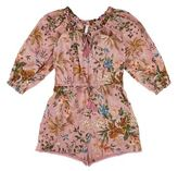 Zimmermann Tropicale Bow Playsuit