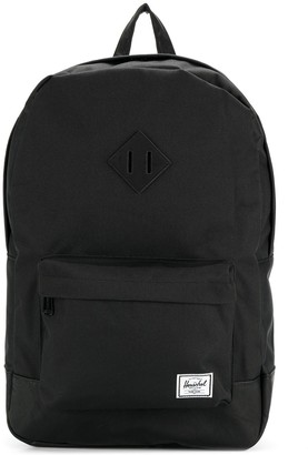 Herschel Front Pocket Zipped Backpack