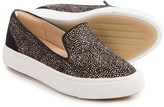 Clarks Coll Island Shoes - Leather, Slip-Ons (For Women)