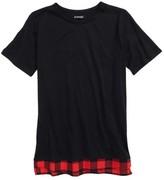 Elwood Boy's Contrast Hem T-Shirt