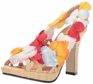 Ellie Shoes Women's 402-LUAU Wedge Sandal