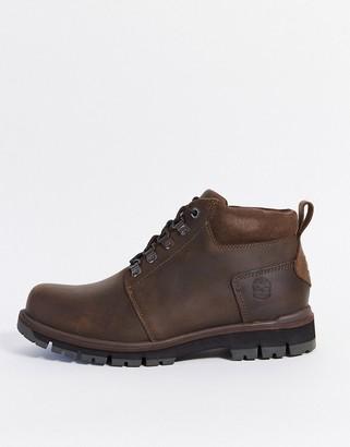 Timberland Radford chukka boots in brown