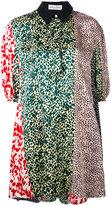 Sonia Rykiel multi-print shirt dress - women - Silk - 38