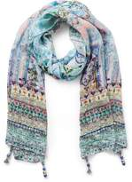 Camilla Lovers Retreat Long Scarf