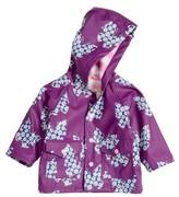 Hatley Infant Girl's Butterflies Hooded Raincoat
