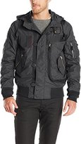 Alpha Industries Men's Helo Water-Resistant Rain Jacket