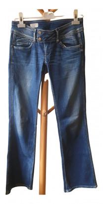 Pepe Jeans Blue Denim - Jeans Jeans