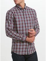 Gant Nordic Plaid Shirt, Navy Multi