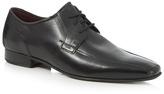 Clarks Black 'chilton Lace' Lace Up Shoes