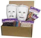 Chenille Kraft Plastic Masks Classroom Activities