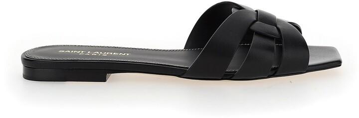 Thumbnail for your product : Saint Laurent Tribute Sandals