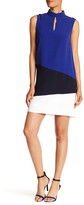 Lands' End Canvas Colorblock Shift Dress