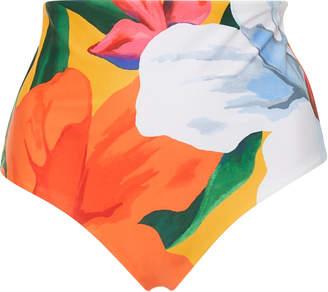 Mara Hoffman Lydia Floral Bikini Bottom