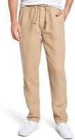 Original Paperbacks Men's 'San Juan' Drawstring Linen Pants