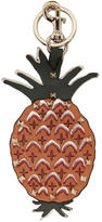 Valentino Orange Garavani Pineapple Keychain