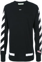 Off-White Off sweatshirt - men - Cotton - M
