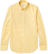 Maison Margiela - Slim-fit Cotton-poplin Shirt