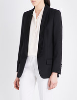 Stella McCartney Melissa layered wool jacket