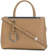 Fendi 2Jours tote - women - Calf Leather - One Size
