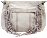 Liebeskind Berlin Danielle Fringe Medium Leather Bucket Bag