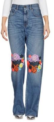 Christopher Kane Denim trousers