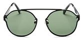 Quay Camden Heights Round Sunglasses, 64mm