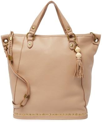 The Sak Edie Leather Tote Bag