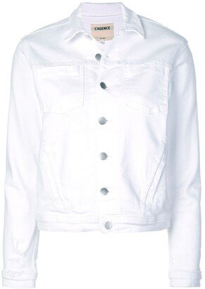 L'Agence denim jacket