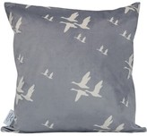 Bronx Elva Flying Birds Decorative Throw Pillow Ivy