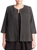 Eileen Fisher, Plus Size Kurume Organic Cotton Jacket