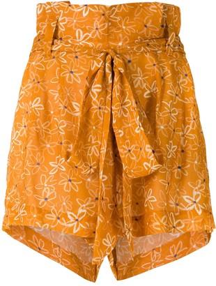 Clube Bossa Runa printed shorts