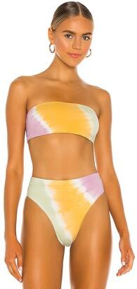 L-Space Beach Wave Bikini Top